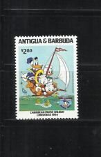 ANTIGUA Y BARBUDA . Año: 1985. Tema: WALT DISNEY.
