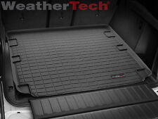 WeatherTech Cargo Liner Trunk Mat for BMW X5 - 2014-2017 - Black