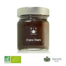 Marmellata Arance Amare BIO da 250gr Biosolnatura - 100% Organic Made in Sicily