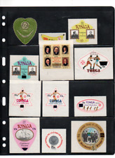 Tonga mnh lot--issues 1964 to 2013---cv $80.00