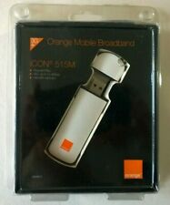 Orange iCON 515M Mobile Broadband Dongle 3G+ microSD Plug and Play FREE P&P!