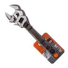 Bahco 80 Series Adjustable Wrench Set - Pack of 3, Black (ADJUST3)