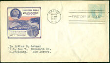 PLANTY #796-7 FIRST DAY COVER CACHET BY IOOR AUG 18,1937 BL8000