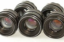 HELIOS 44-2 2/58mm USSR Portrait  Lens M42 Canon Sony NEX - 5 pcs. set
