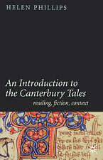 An Introduction To the Canterbury Tales: Reading-ExLibrary