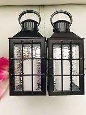 2 XBath & Body Works Candle Lantern  Nightlight Wallflower Fragrance Plug In