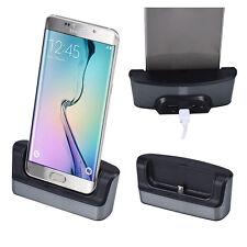 For Samsung Galaxy S6 Edge Plus Data Sync Charging Station Cradle Car Desktop