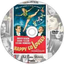 Happy Go Lovely  - David Niven, Vera Ellen, Cesar Romero  Film on DVD 1951