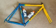 Peugeot 5000 Team Festina, Frame , Double Butted 5086 Alloy, Size 48/52