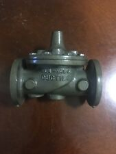 CLA-VAL Co Cast Steel Paperweight Advertising