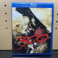 300 (Blu-ray Disc, 2007) - Used