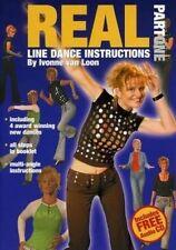 REAL LINE DANCE INSTRUCTI NEW REGION 2 DVD