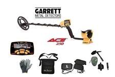 Garrett Ace 250 Metalldetektor Detektor + Geschenke
