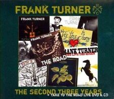 Turner Frank Second Three Years Take to The Road W DVD 3 CD Album