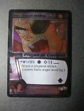 Blue Ground Holding 2000 Score Holo MP Dragon Ball Z Card