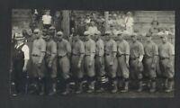 SWEDE RISBERG 1919 Black Sox Type 1 Original Photos team photo Minnesota Aces