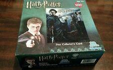 Harry Potter 500 piece 3-D puzzle COMPLETE