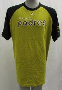 San Diego Padres Men's Big & Tall 2XLT-5XL Two Tone Graphic T-Shirt MLB
