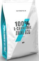 MyProtein Acetyl L Carnitin Carnitine 250g My Protein Aminosäure Amino ALCAR BCA