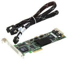 3WARE 9650SE-8LPML RAID CONTROLLER 8x SATA PCI-E + CABLE