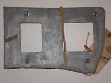 1967-68 CHEVROLET CAMARO RALLY SPORT NOS GM L.H. HEADLAMP BACKING PLATE