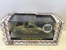 M2 MACHINES 2013 NY TOY FAIR 1970 CHEVROLET EL CAMINO SS GROUND POUNDERS 1:64 8+