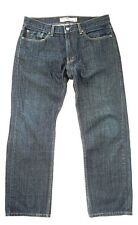 LEVIS 559 RELAXED STRAIGHT JEANS  34 32  actual 36 32    05594010 tumbled rigid