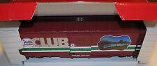 Lgb G Scale Lgb Club Box Car 2010 Special New 42918