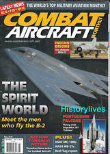 Combat Aircraft May 10 Mig-21 Bison B-2 Spirit Afghan RAF Tornado GR4 NASA WB-57