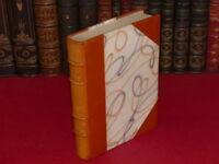 PIERRE LOUYS / CHANSONS DE BILITIS TB RELIE Crès Maîtres du Livre 1913 Vibert