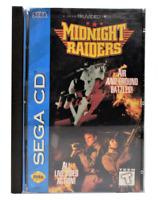 Midnight Raiders Sega CD  *Complete* NTSC