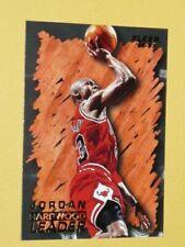 Cartes de basketball Michael Jordan NBA
