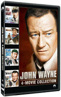 John Wayne 4-Pack [New DVD] Boxed Set, Full Frame, Dolby, Subtitled, W