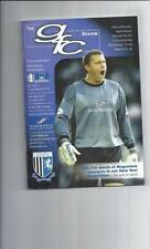 Gillingham FA Cup Home Teams F-K Football Programmes