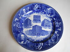 1910 Wedgewood Centennial Historical Plate - Jones, McDuffe & Stratton Co.