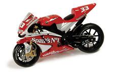 IXO Yamaha YZR-M1 2004 1:24 #33 Marco Melandri (ITA) MotoGP