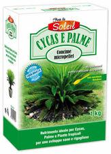 Concime per Cycas palme e piante tropicali 1 Kg concimazione kentia cocco yucca