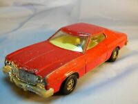 Vintage Corgi Toys Ford Gran Torino Starsky & Hutch Red Diecast Model Toy Car