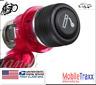 12V MOTORCYCLE-CAR CIGARETTE LIGHTER PLUG WITH SOCKET-RED