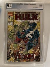Incredible Hulk vs. Venom, Mail Order One Shot, NM PGX 9.4, not CGC or CBCS