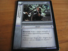 Swordsman of the Northern Kingdom 2002 Lord of the Rings Card