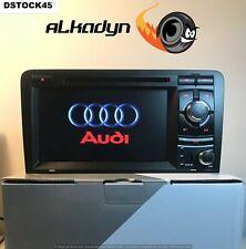 GPS Audi A3 S3 Autoradio Alkadyn Android 2002-2013