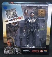 Medicom MAFEX 063-Liga De La Justicia Figuras De Acción Cyborg