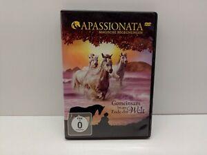 DVD Apassionata Magische Begegnungen - Gemeinsam bis ans Ende der Welt
