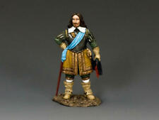 King & Country Soldiers PnM020 Pike And Musket King Charles I