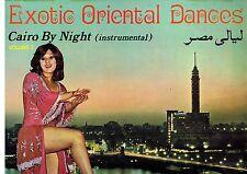 MFD IN GREECE WORLD DISCO ARABIC FOLK 1977 LP : SOUT EL HOB : BELLY DANCE