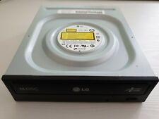 LG GH24NSC0 DVD-RW SATA Internes Desktop-Laufwerk - Schwarz