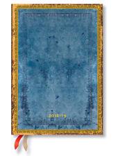 Paperblanks Kalender 18 Monate Juli 2018 bis Dez 2019 RIVIERABLAU Midi 13x18cm