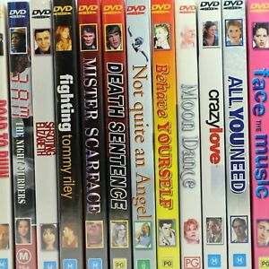 Classic Movie Flashback DVD Collection Multiple Titles Bulk Discounts Free Post