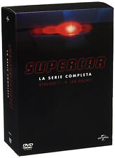 SUPERCAR - LA COLLEZIONE SERIE TV COMPLETA (26 DVD) David Hasselhoff